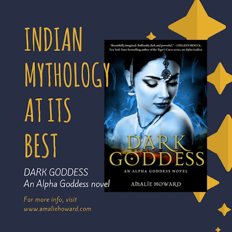Read DARK GODDESS today!