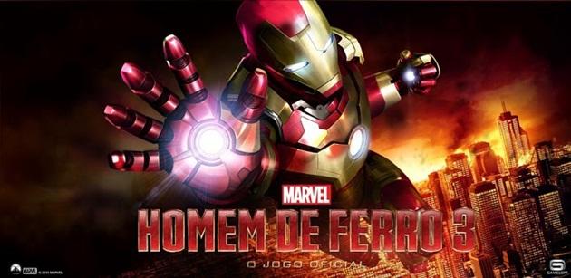 Homem de Ferro 3 para Android