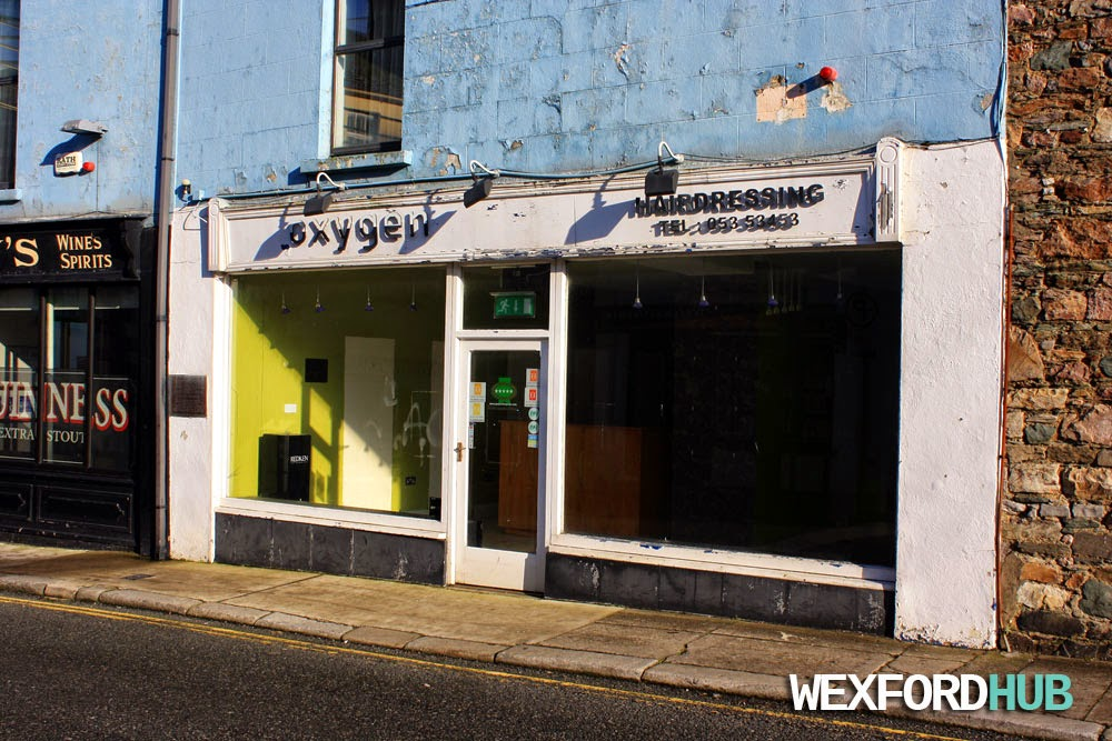Oxygen Hairdressing, Wexford