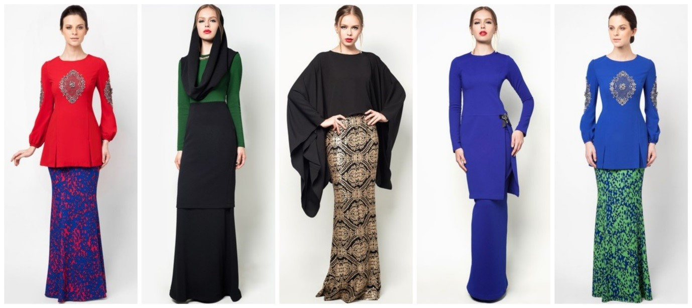 ... Dapatkan Pakaian Trend Terkini Wanita Bertudung | Short News Poster