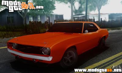 SA - Camaro Chevy 69