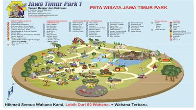 Peta Wisata Jatim Park 1