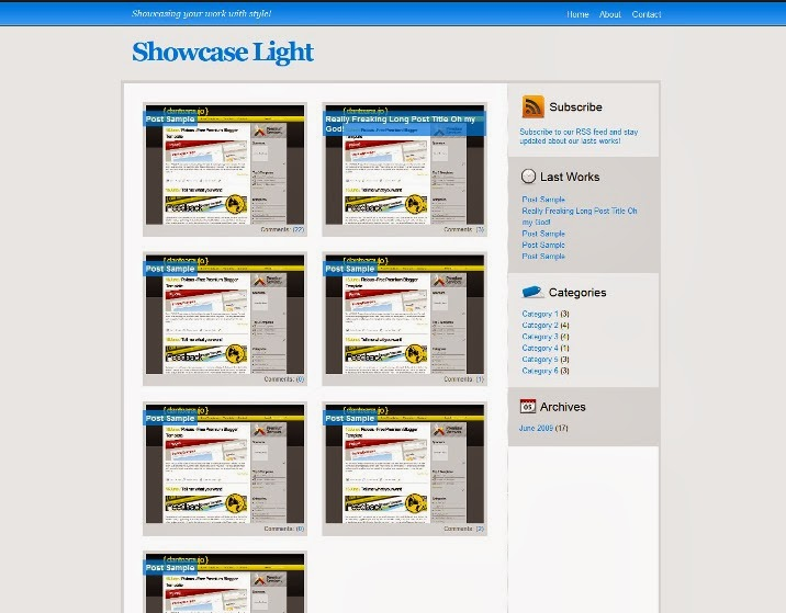 Showcase Light