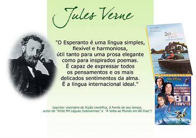 Julio Verne e o Esperanto