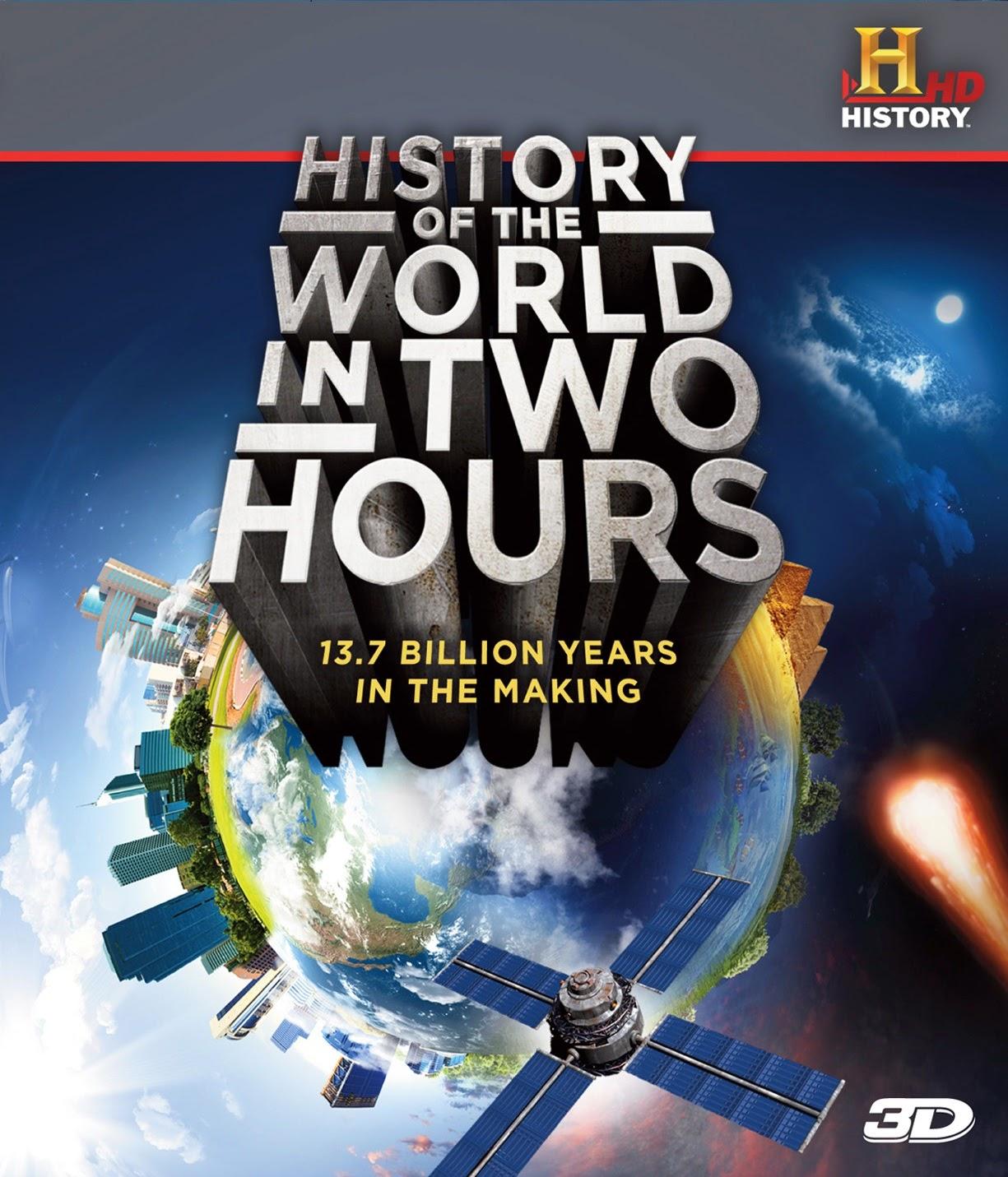 A História do Mundo em 2 Horas – Dublado