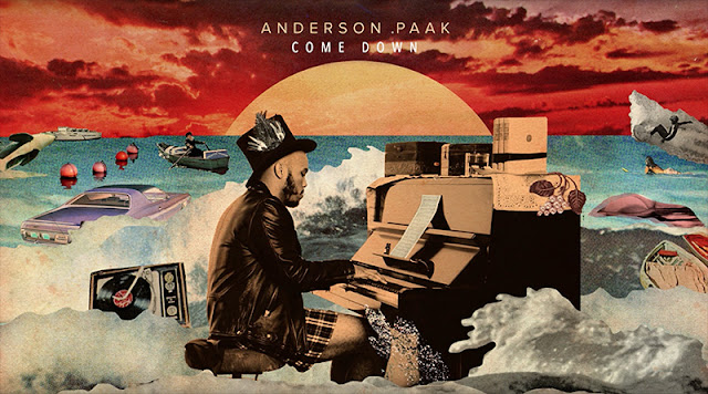 """Anderson .Paak - """"Come Down"""" (prod. Hi-Tek)"""