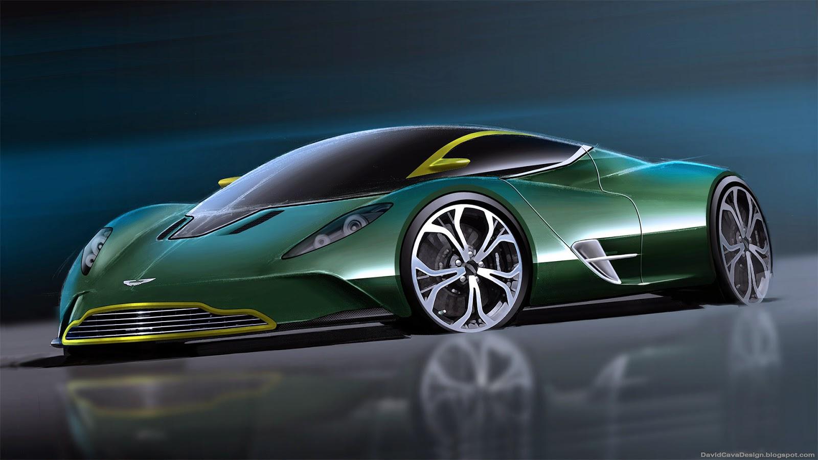 Aston Martin David Cava