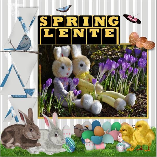 lo 1 - April Spring - Lente
