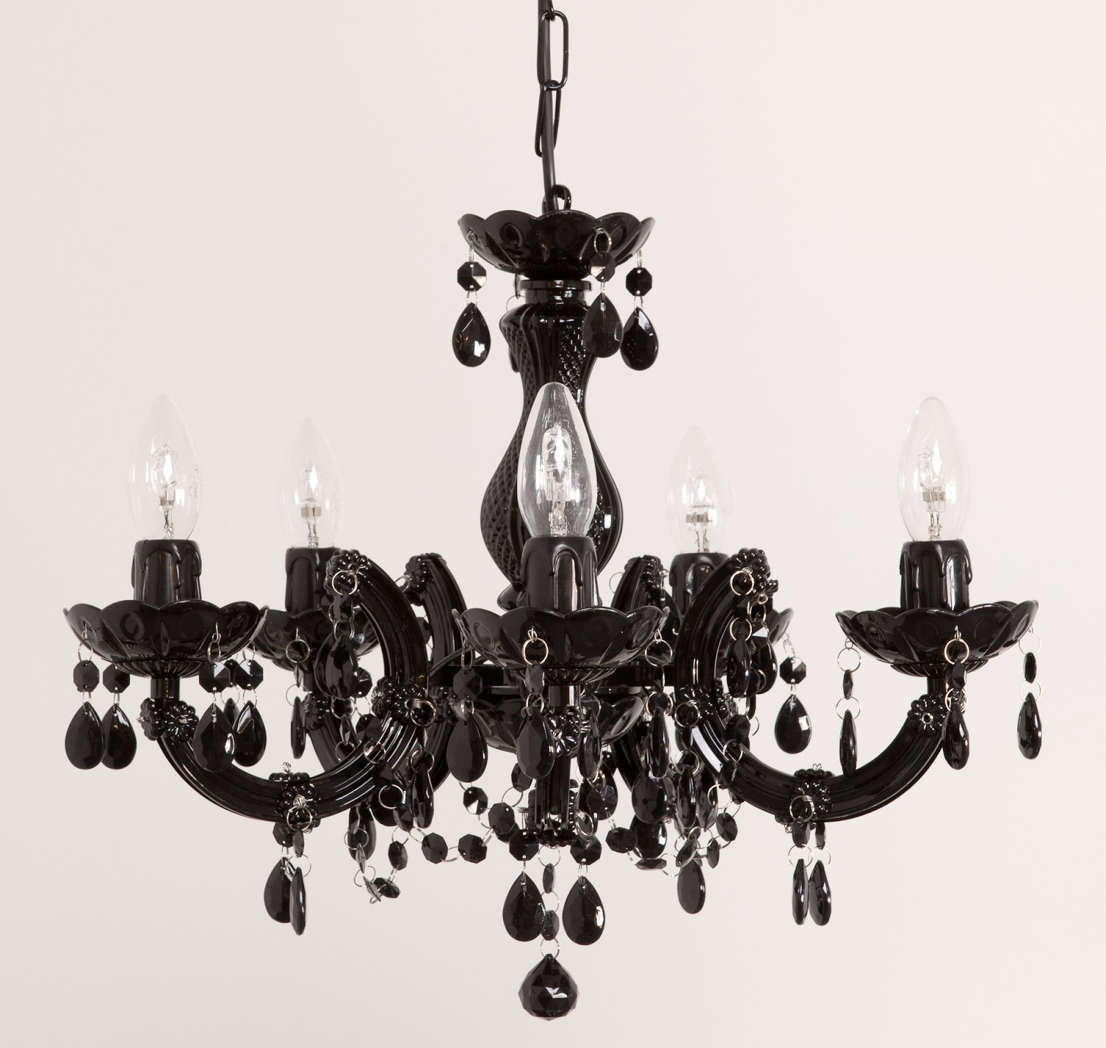 lustre noir pas cher 28 images lustre baroque noir. Black Bedroom Furniture Sets. Home Design Ideas