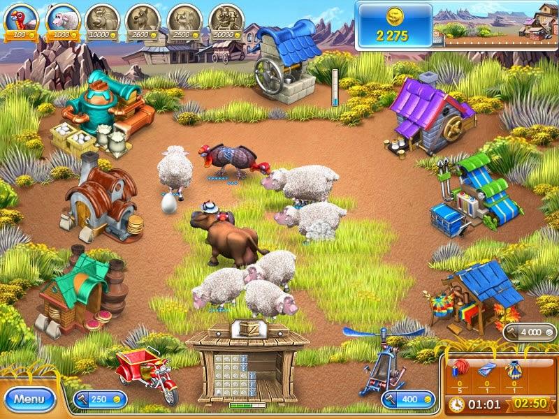 Farm Frenzy 3 Free Download - fasrrecord