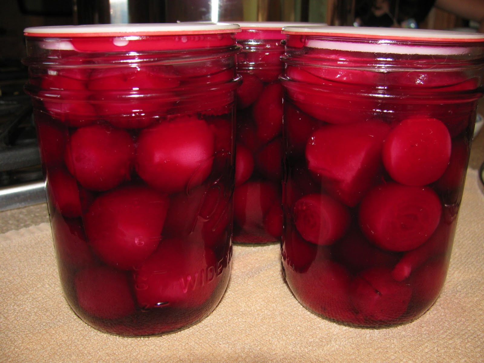 Pickled Beets Recipes — Dishmaps