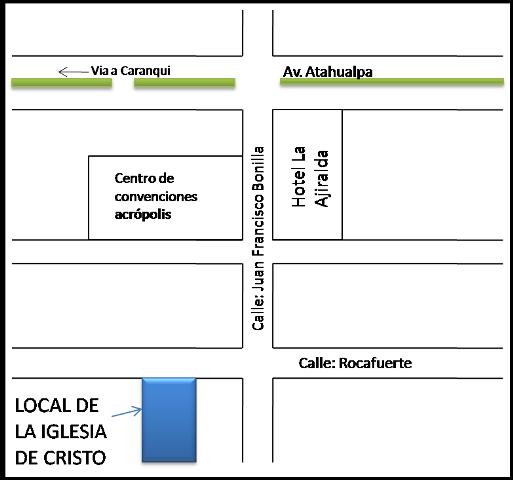 LOCAL DE REUNIONES