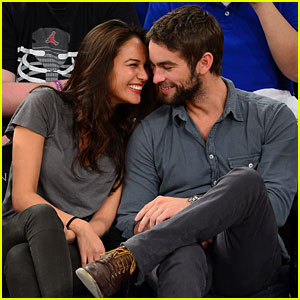 chace crawford dating 2013 Gossip girl star chace crawford is officially back on the market the actor, who began dating model rachelle goulding in march of 2013, revealed in a.