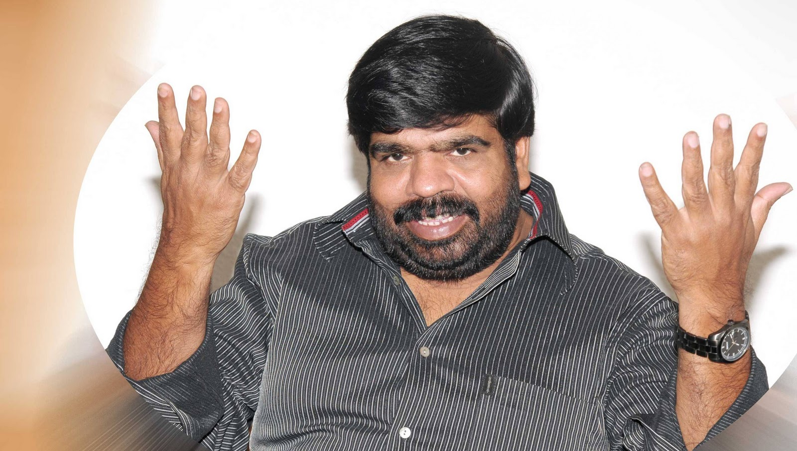T.Rajendar Beard Secret
