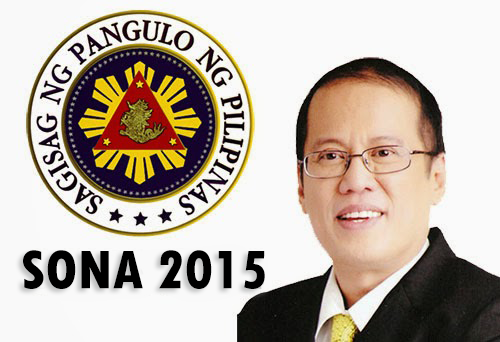 SONA 2015 Full Text English Transcript of PNoy