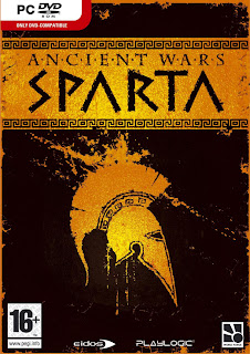 Ancient Wars Sparta PC Game (cover)