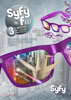 Recebe Bilhetes Grátis para o Syfy Fest 2012