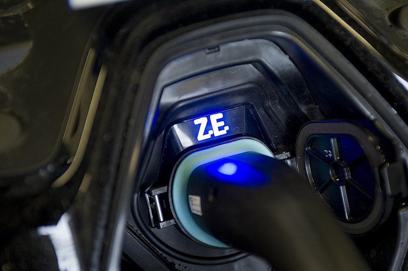 El Renault ZOE se pone a punto en el frío sueco