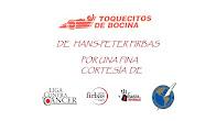 TOQUECITOS DE BOCINA