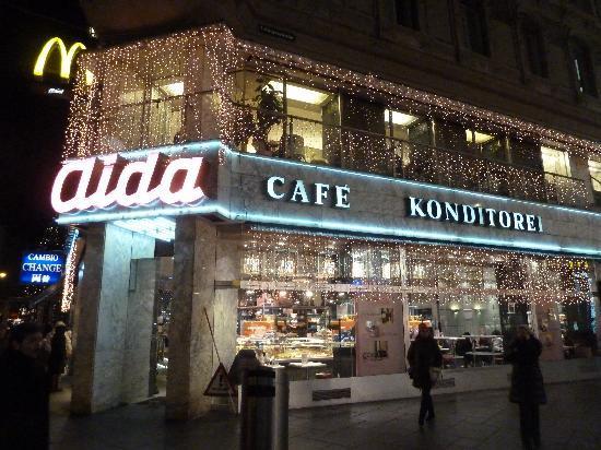 Vienna sweet dream for Food bar wien