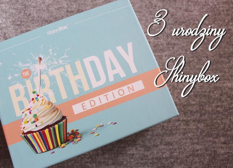 Urodzinowy Shinybox - czerwiec 2015