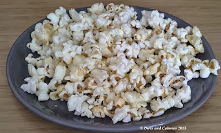 Metcalfes Skinny Topcorn popcorn