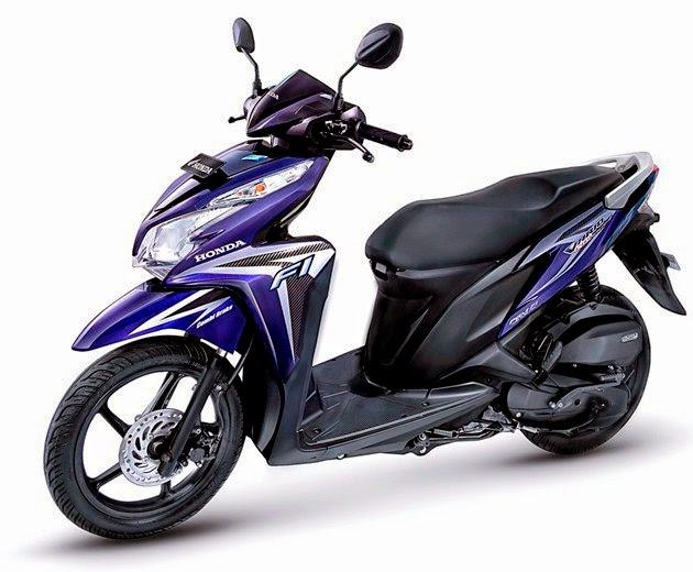 Harga Honda Vario Terbaru 2016
