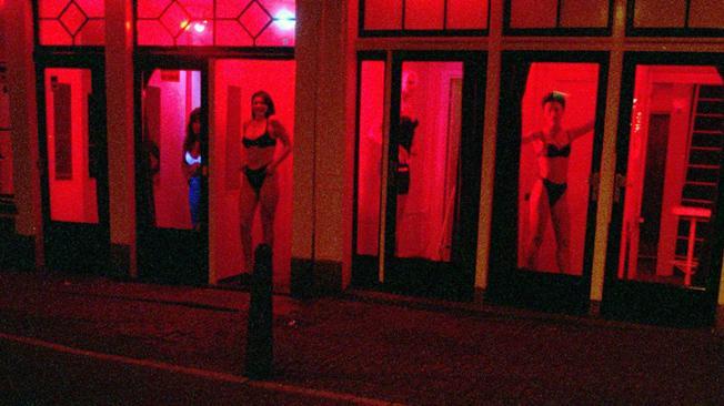 barrio rojo amsterdam prostitutas prostitutas arrecife