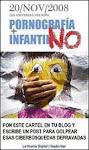 Pornografía Infantil : NO
