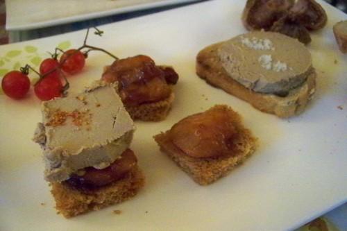 Cuisine en folie le foie gras dans tous ses tats - Quantite foie gras par personne ...