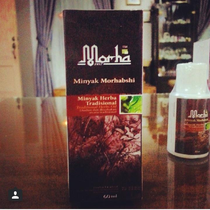 Minyak Morhabshi