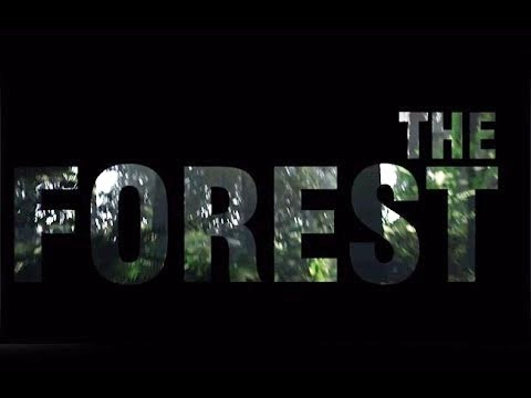 The Forest PC Games logo