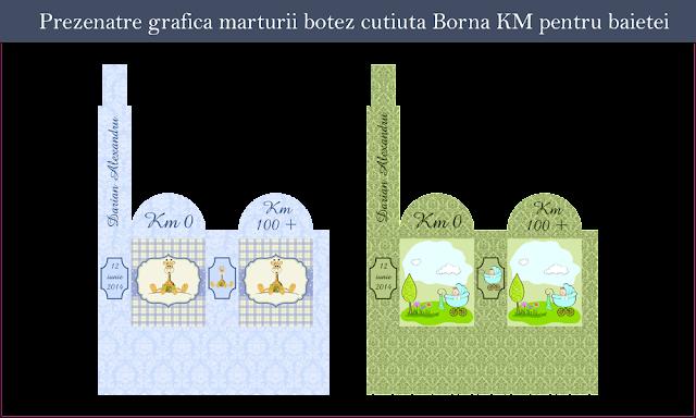marturii botez cutiuta borna km