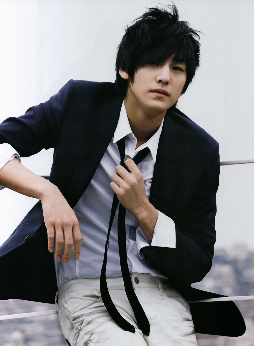 Kim Bum Korean Actor