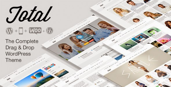 Total v2.0.1 - Responsive WordPress Theme