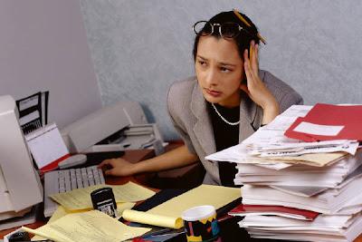 Serangan Jantung Karena Stress di Tempat Kerja