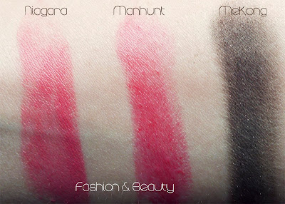 niagara manhunt mekong swatch nars