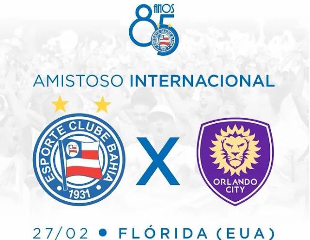Bahia e Orlando City