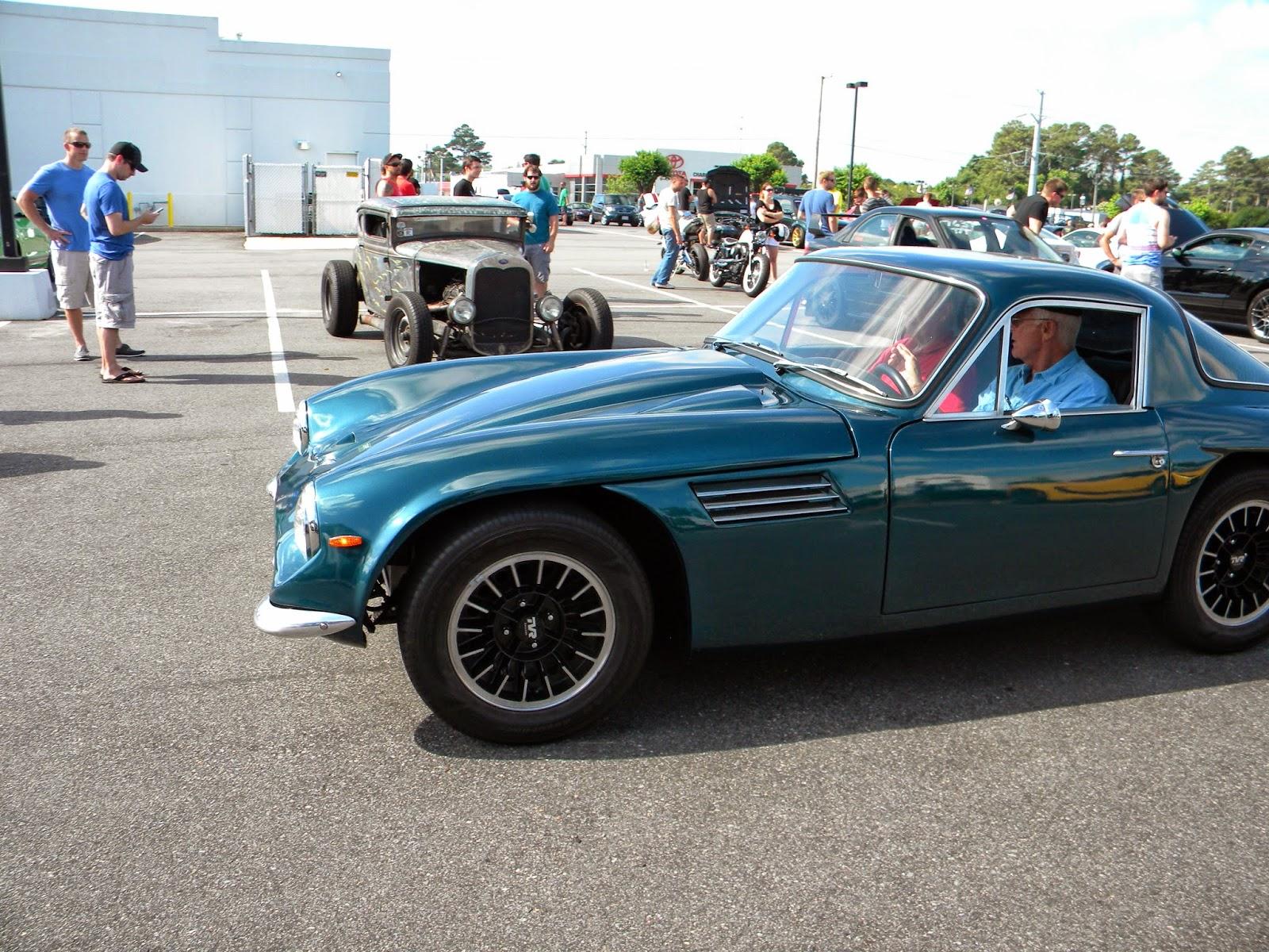 Upcoming Car Shows In Hampton Roads
