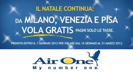promozione Airone