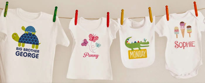 personalized kids clothing