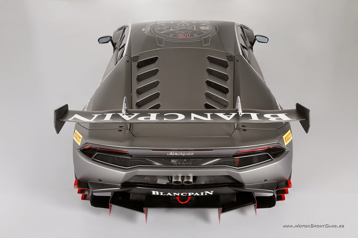 lamborghini hurac n lp620 2 super trofeo motorsport cars blog de coches d. Black Bedroom Furniture Sets. Home Design Ideas