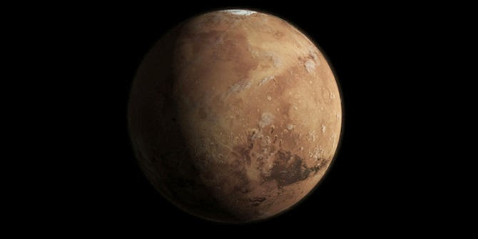 Apakah Bisa Manusia Hidup Di Mars?