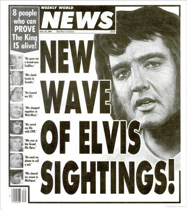 news when elvis left south central