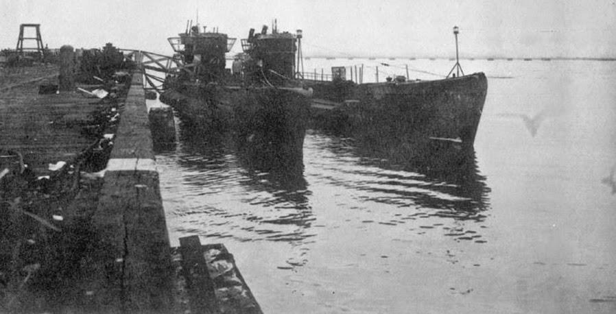 Submarinos nazis: Ultima parada, la Perla del Atlántico U977u530boston180146