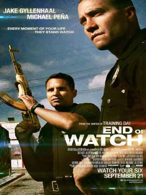 Tàn Cuộc - End of Watch (2012)