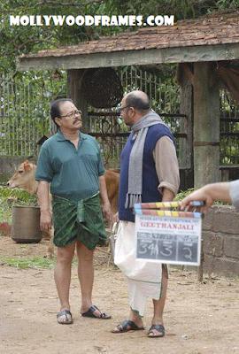 Images of Malayalam movie 'Geethanjali'.