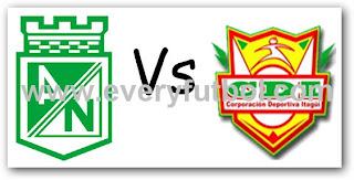 Ver Nacional Vs Itagui Online En Vivo – FPC Liga Postobon