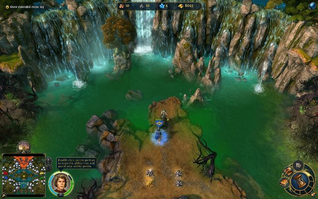 Might and Magic Heroes 6 PC Games Gameplay