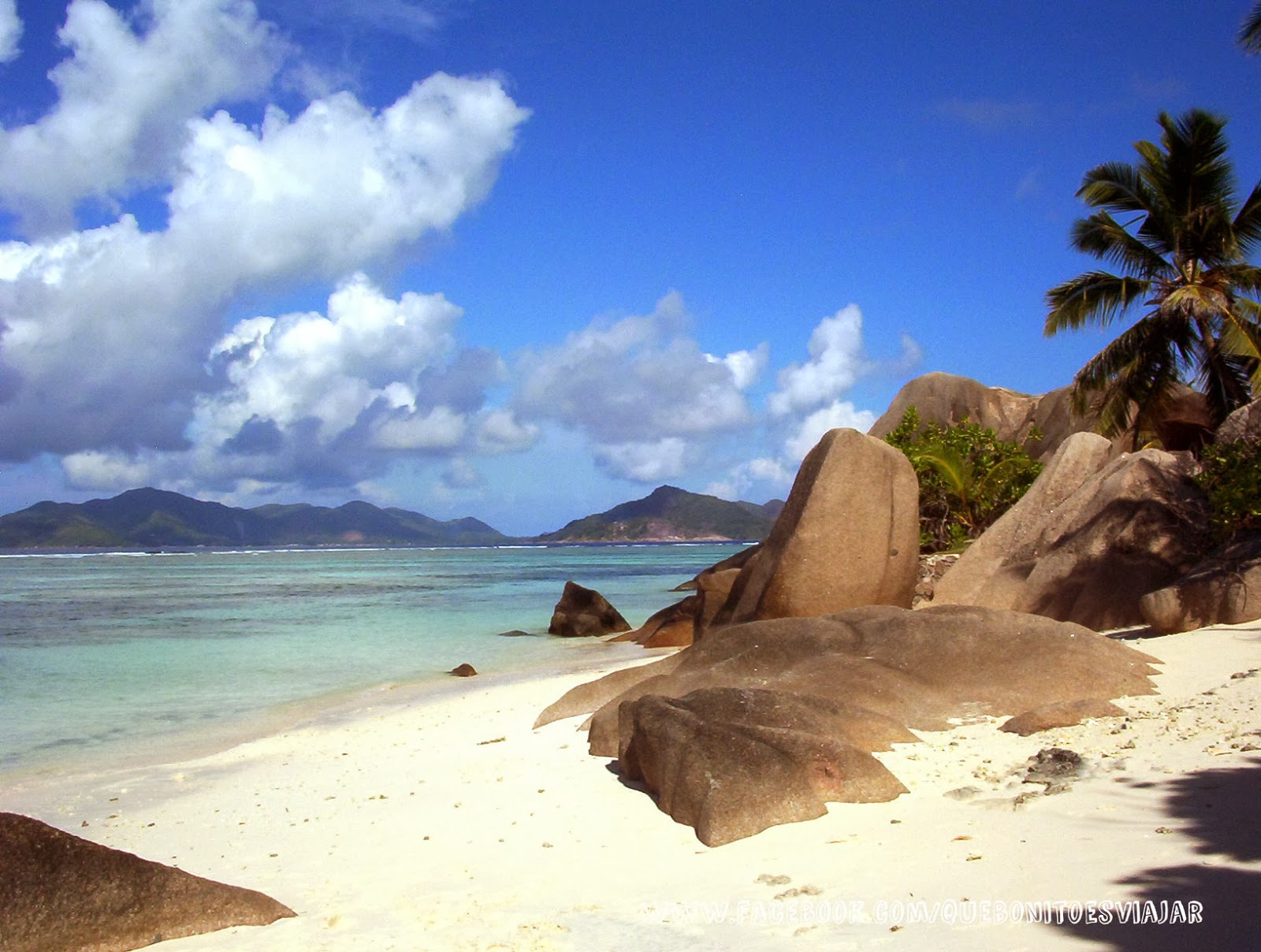 Source d´Argent en La Digue
